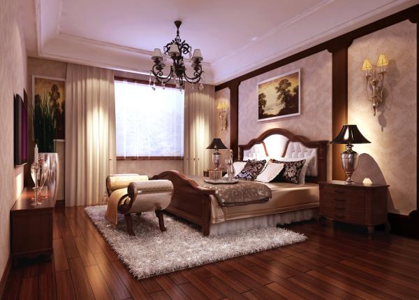 二层次卧室装修效果图