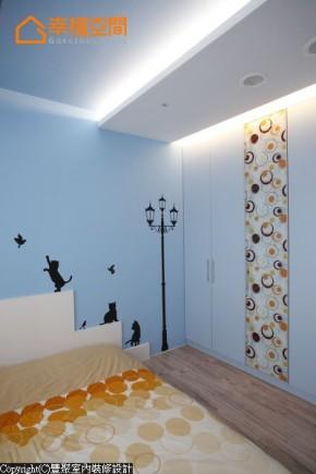 简约 现代 婚房 小清新 儿童房图片来自幸福空间在白色83平 簡約≠簡單的分享