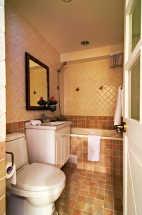 简约 乡村 混搭 宜家 二居 卫生间图片来自瑞丽装饰在宜家乡村风的分享