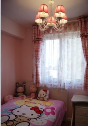 简约 现代 80后 小资 三居 白领 温馨 混搭 儿童房图片来自超凡装饰范鸿瑞在天地湾已完工工地案例赏析的分享