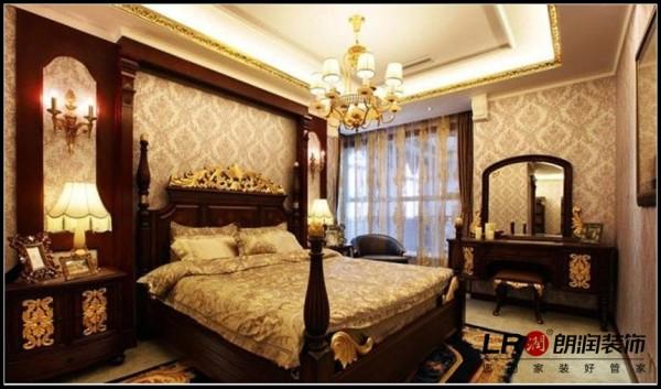 置信逸都-三居室-125平米-卧室装修设计
