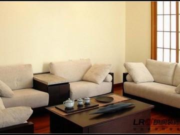 日韩风格-三居室装修设计