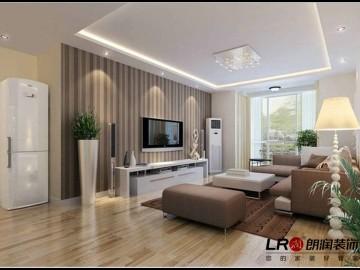 现代简约-四居室装修设计