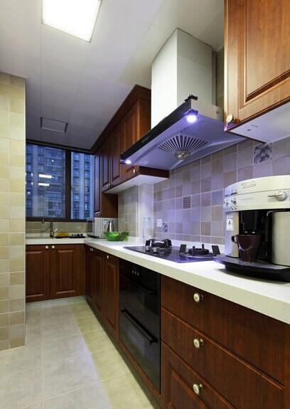 厨房空间设计合理