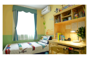 混搭 温馨 小清新 文艺青年 80后 舒适 小资 二居 儿童房图片来自用户5156624388在90平小清新温馨舒适混搭风格的分享