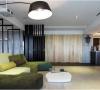 混合型风格-三居室装修