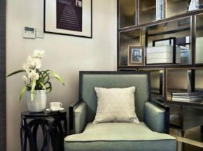 混搭 四居 舒适 白领 典雅 书房图片来自用户5156624388在148平唯美混搭四居室的分享
