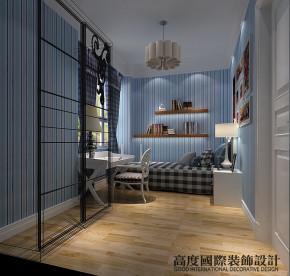 港式 三居 小资 儿童房图片来自天津高度国际装饰设计在新汇华庭~港式风格的分享