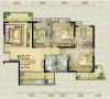 混合型风格-147.84平米四居室