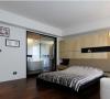 混合型风格-三居室装修设计图
