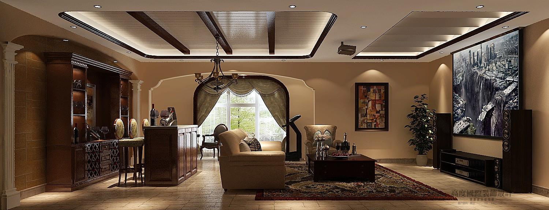别墅 托斯卡纳 效果图 设计案例 其他图片来自高度国际设计装饰在阿凯笛亚托斯卡纳设计案例的分享