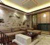 中式古典-186平米四居室装修设计
