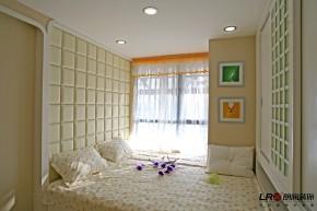现代 105平 白领 三居 旧房改造 80后 小资 温馨 小清新 儿童房图片来自朗润装饰工程有限公司在80后浪漫温馨舒适小资情调三居的分享