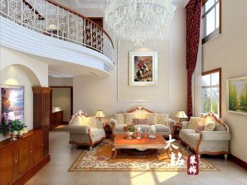 现代欧式风格别墅装修设计