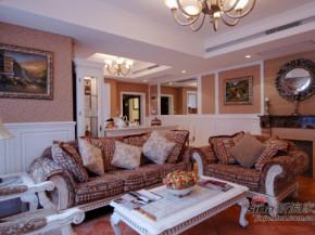 简约 欧式 田园 80后 白富美 温馨 舒适 客厅图片来自用户5156624388在120平温馨可爱欧式田园三居的分享