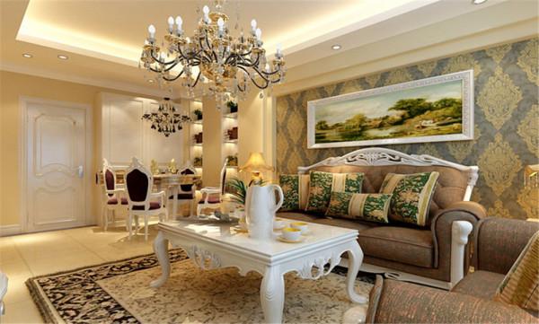 实际上和谐是欧式风格的最高境界。同时,欧式装饰风格最适用于大面积房子,若空间太小,不但无法展现其风格气势。