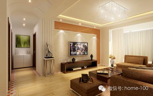 现代风格 客厅图片来自多啦A梦的百宝袋在保利达江湾城140平的分享