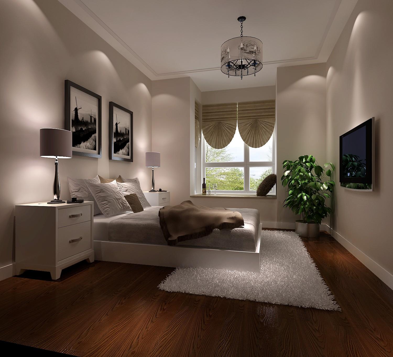 现代风格 卧室图片来自高度国际王慧芳在珠江帝景的分享