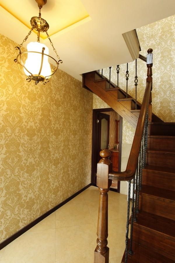 楼梯局部图。
