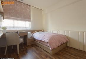 旧房改造 田园 休闲 自然 三居 简约 舒适 儿童房图片来自幸福空间在165 m²乘着光影徜徉自然的分享