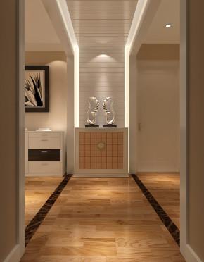 简约 现代 美观 温馨 舒适 玄关图片来自北京高度装饰设计王鹏程在长滩一号现代简约风格的分享