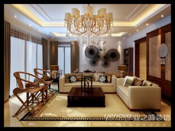 新中式理想居所
