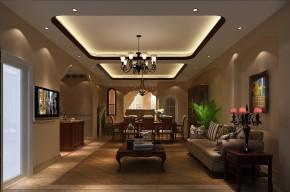 阿凯迪亚 高度国际 托斯卡纳 欧式 三居 白领 80后 公主房 客厅图片来自北京高度国际装饰设计在阿凯迪亚托斯卡纳别墅的分享