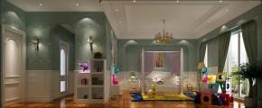 欧式 别墅 80后 美观 温馨 舒适 情调 儿童房图片来自北京高度装饰设计王鹏程在万万树装饰设计风格的分享