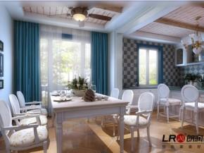 87平 二居 白领 80后 舒适 小清新 地中海 温暖 餐厅图片来自用户5156624388在87平白领小清新温暖舒适地中海风的分享