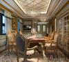长岛花园别墅法式风格设计