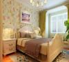 春天般的色彩60平小户型婚房