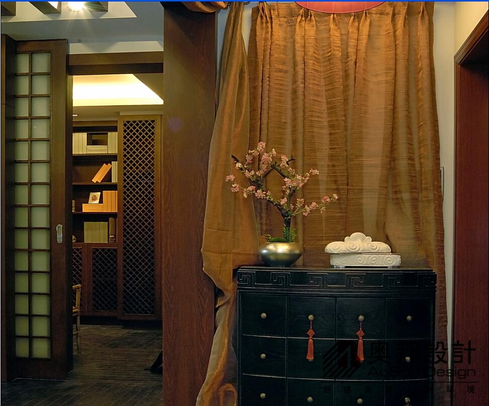 别墅户型 中式风格 奥邦装修 朱勇 样板间 别墅 其他图片来自奥邦装饰朱勇在苏州大湖城邦样板间项目的分享