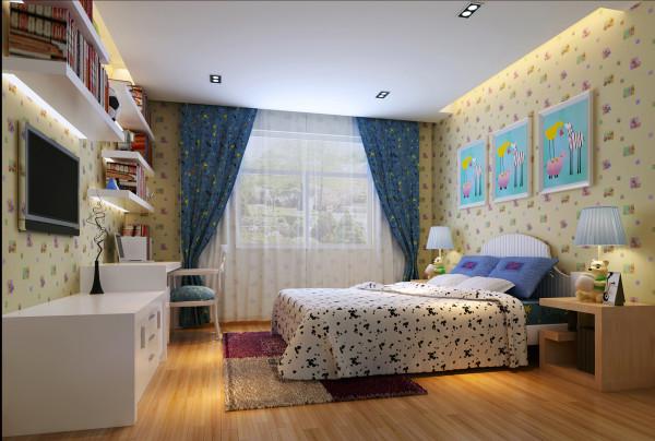 二层儿童房