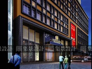 都市月光商务酒店