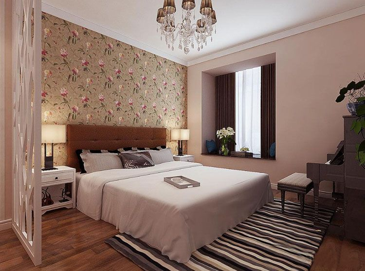 简约 三居 白领 收纳 80后 小资 卧室图片来自旭达装饰在【聚盛花园明日星城】的分享