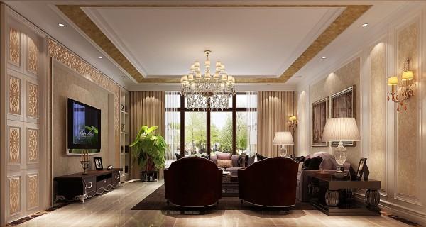 简欧是欧式装修风格的一种,多已象牙白为主色调,以浅色为主,深色为辅。相对比拥有浓厚欧洲风味的欧式装修风格,简欧更为清新、也更符合中国人内敛的审美观点。