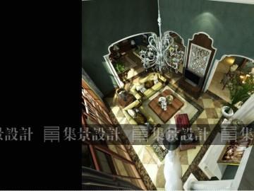 北京中海瓦耳登私家别墅