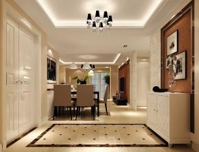 简约 现代 首开常青藤 高度国际 复式 三居 白领 80后 高富帅 玄关图片来自北京高度国际装饰设计在首开常青藤现代简约复式公寓的分享