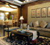 """中国传统居室非常讲究空间的层次感,这种传统的审美观念在""""新中式""""装饰风格中,又得到了全新的阐释"""