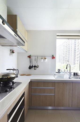 欧式 简欧风格 和平盛世 三居 厨房图片来自合肥川豪装饰装修在和平盛世109平米简欧风格的分享