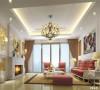 欧式风格、大方、带点奢华高贵。