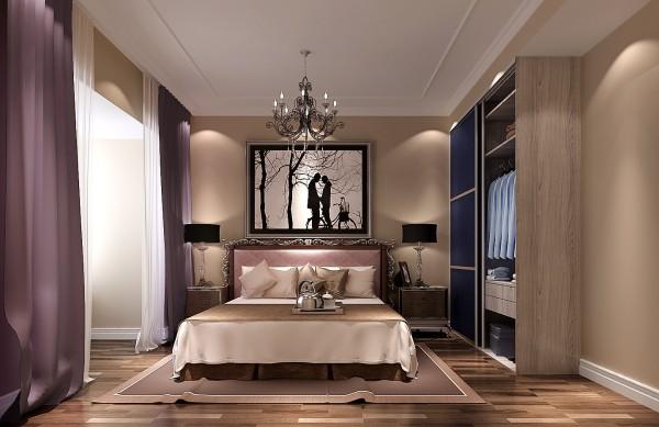 此设计本着以人为本的设计理念,结合客户的需求、人体工程学、打造出适合业主需求的温馨舒适的室内居住环境,汲取欧式风格的一些元素,设计出舒适合理的简欧风格。