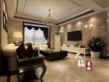 新古典风格家装案例