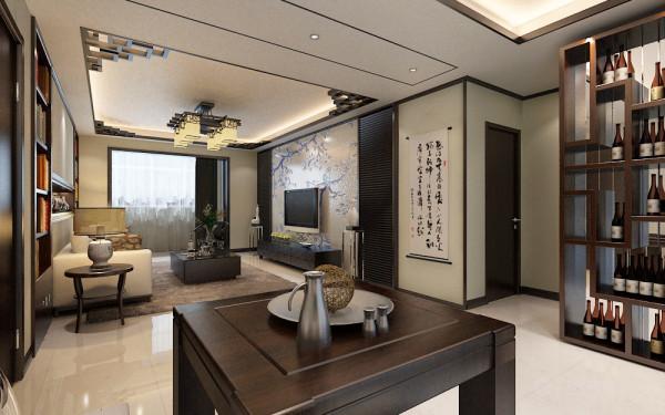 客厅与餐厅都有阳台,在一定程度上促进了室内的空气流通速度,使室内空气更加清新,另外光照也比较充足。客厅正对着的是主卧,主卧有一个飘窗。
