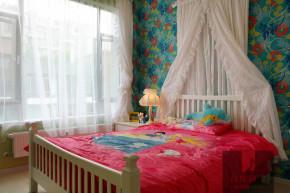 别墅 简约 现代 时尚 温馨 儿童房图片来自高度国际装饰韩冰在翡翠城208㎡现代简约效果的分享