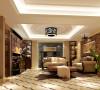 本案的设计风格为简欧风格,营造尊贵,气质,大气。