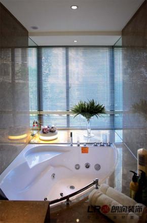 现代 简约 清爽 舒适 温馨 二居 87平 卫生间图片来自朗润装饰工程有限公司在87平温馨舒适现代二居的分享