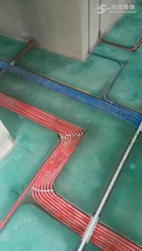 简约 三居 名仕装饰 客厅图片来自名仕装饰龚经理在银湖水榭水电现场的分享