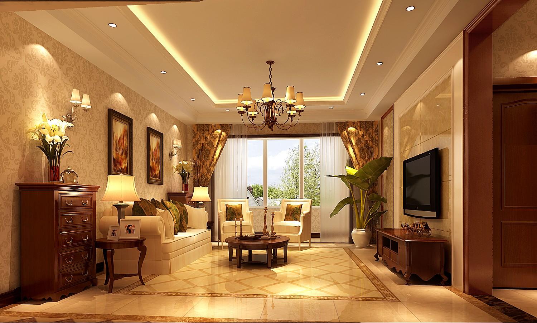 纳帕澜郡 高度国际 现代 简欧 公寓 客厅图片来自高度国际在纳帕澜郡-现代简欧打造健康居所的分享