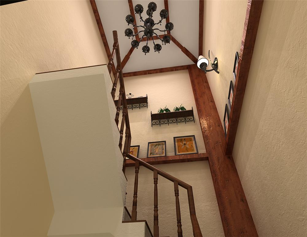 别墅 白领 收纳 80后 小资 楼梯图片来自实创装饰完美家装在复古典雅恬淡洒脱恬淡浪漫的分享